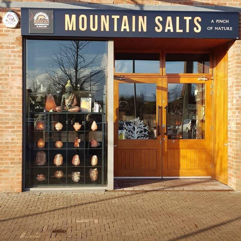 Mountain Salts - The Linen Green Moygashel