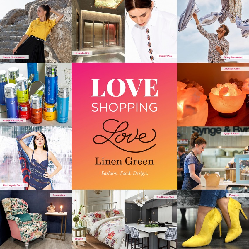 Valentines Vibes at Linen Green
