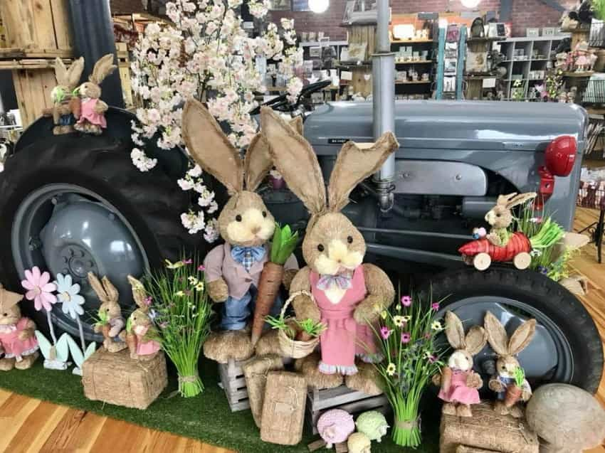 Linen Green is open this Easter Holidays