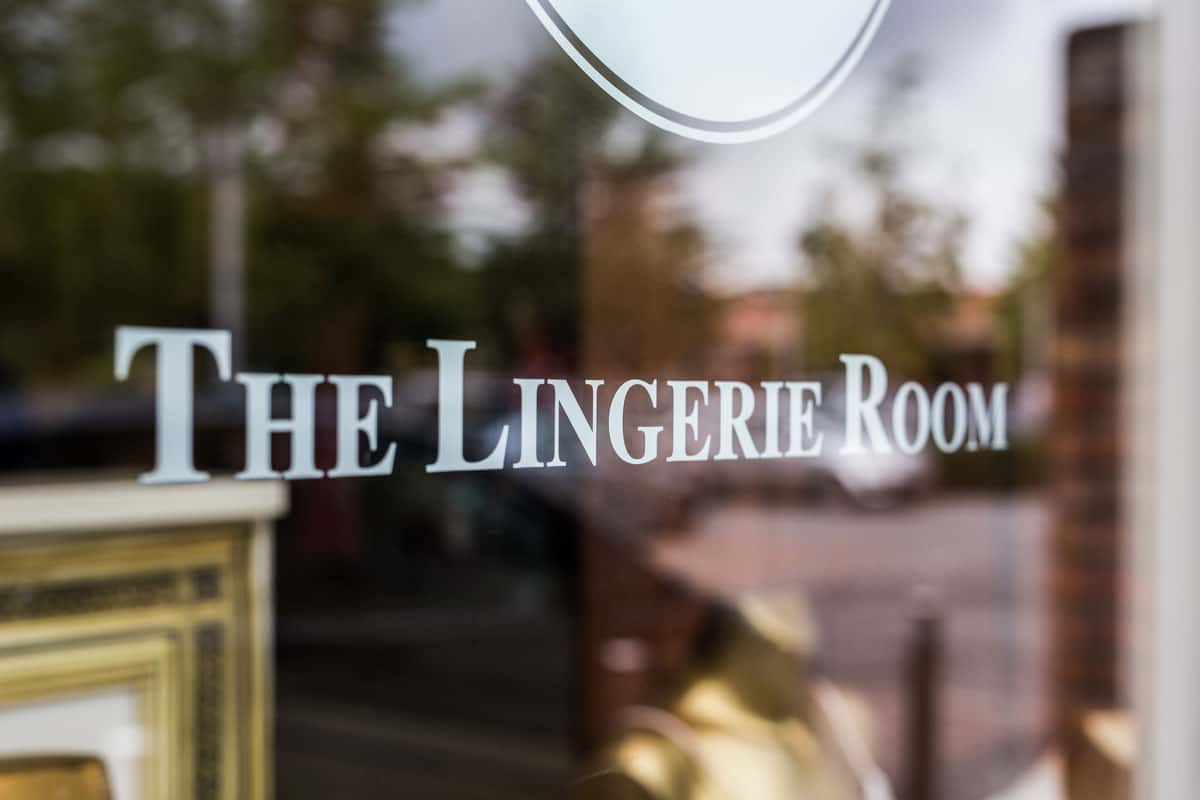 The Lingerie Room