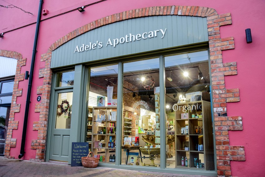 Adele's Apothecary - Linen Greens Newest Store