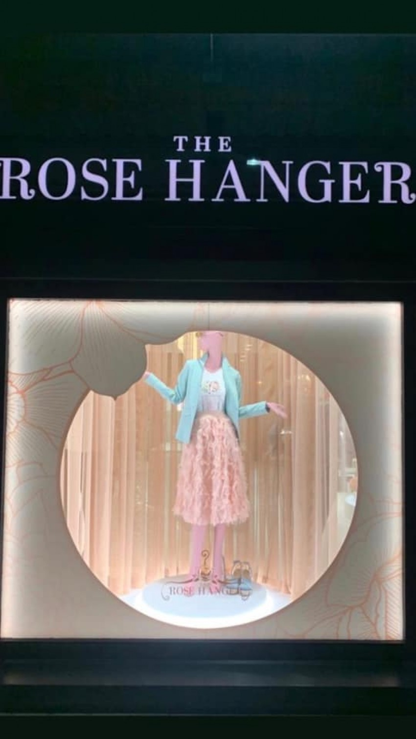 New Boutique - The Rose Hanger Now Open