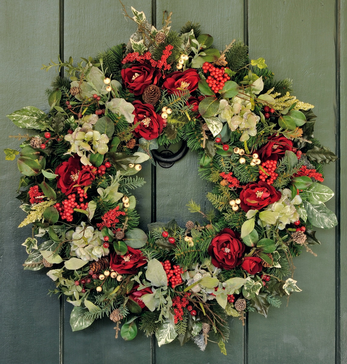 Christmas Wreaths for Sale - Friday 11 December